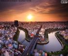 Città Ho Chi Minh City, Vietnam