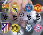 Champions League - UEFA Champions League 2.013-14 Quarti di finale