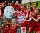 Bayern München campione 13-14