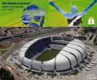 Arena das Dunas (45.000), Natal
