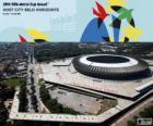Stadio Mineirão (69.950), Belo Horizonte