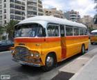 Autobus di Malta
