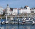 La Coruña, Spagna