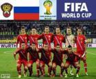 Selezione di Russia, Gruppo H, Brasile 2014