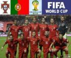 Selezione di Portogallo, Gruppo G, Brasile 2014