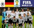 Selezione della Germania, Gruppo G, Brasile 2014