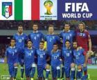 Selezione di Italia, Gruppo D, Brasile 2014