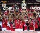 Benfica, campione del 2013-2014