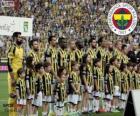 Fenerbahçe, campione Super Lig 2013-2014, campionato di calcio de Turchia