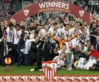 Sevilla FC, campione UEFA Europa League 2013-2014