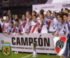 River Plate, campione Torneo finale Argentinan 2014