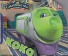 Koko, locomotiva elettrica di Chuggington