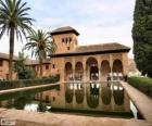 Il Palazzo dell'Alhambra, Granada, Spagna