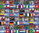 Ottavi di finale, Brasile 2014