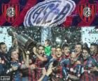 San Lorenzo de Almagro, campione della Copa Libertadores 2014