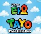 Logo di TAYO il piccolo Bus