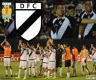Danubio FC, campione di prima divisione del calcio in Uruguay 2013-2014