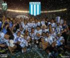 Racing Club de Avellaneda, campione del Torneo de Transición 2014 in Argentina