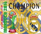 Real Madrid CF, Campione Copa del Mondo per club FIFA 2014
