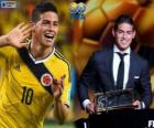 Premio Puskas del 2014 FIFA per James Rodríguez