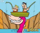 Fred Flintstone e Barney Rubble