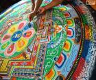 Mandala, ultimo ritocco