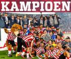 PSV Eindhoven campione 2014-2015