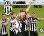 Juventus campione 2014-20015