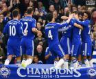 Chelsea FC campione 2014-15