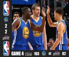 Finale NBA 2015, gara 4