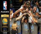 Warriors, campioni NBA 2015