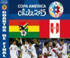 BOL - PER, Copa America 2015