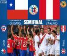 CHI - PER, Copa America 2015