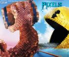 Pac-Man e Donkey Kong ad attaccare la terra in film Pixels