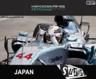 Hamilton G.P Giappone 2015