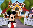 Topolino e la sua casa