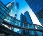 Uffici edifici Hong Kong
