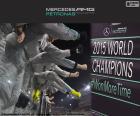 Mercedes F1 Team, campione 2015