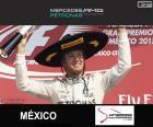 Rosberg G.P. Messico 2015