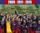 FC Barcellona, Coppa FIFA 2015