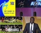 Premio FIFA Fair Play 2015