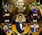 Pallone d'oro FIFA 2015