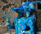 Costumi blu