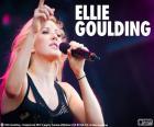 Ellie Goulding, cantautrice britannica