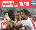 Olympiacos FC campione 15-16