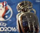 Trofeo per la selezione vincente di Euro 2016 in Francia