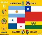 Gruppo D, C. América Centenario