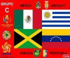 Gruppo C, C. América Centenario