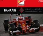 Kimi Räikkönen GP Bahrein2016
