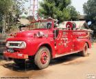 Camion dei pompieri, Birmania